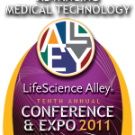 LifeScience Alley Conference & Expo 2011, December 7, 2011 – Minneapolis, MN