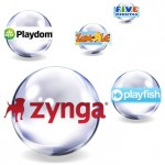 Social Gaming &amp; Virtual Goods World with Zynga, Kobojo, RenRen and more