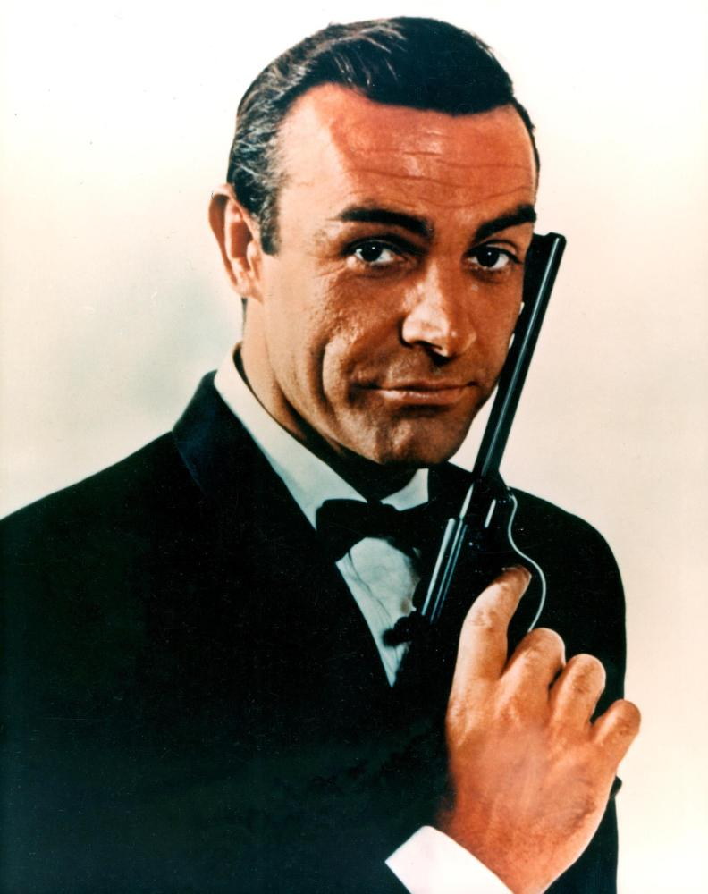 Yes, it's been 50 years since Sean Connery first portrayed 007 in 1962′s Dr. ...