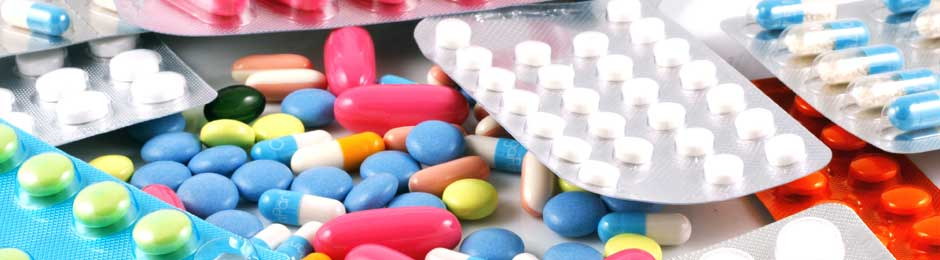 Photo banner for Pharmaceuticals/Drug Discovery