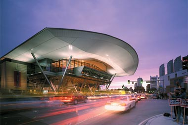 Photo: Boston Convention & Exhibition Center