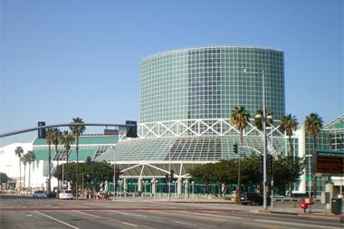 Photo: Los Angeles Convention Center