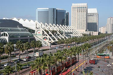 Photo: San Diego Convention Center