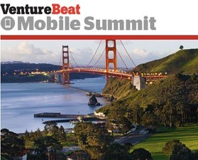Photo: VentureBeat Mobile Summit 2012