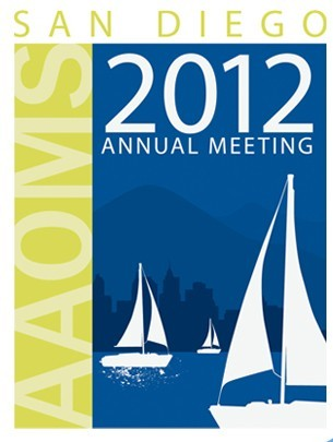 Photo: American Association of Oral and Maxillofacial Surgeons (AAOMS) Annual Meeting 2012