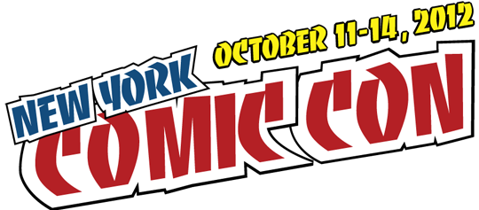 Photo: New York Comic Con (NYCC) 2012