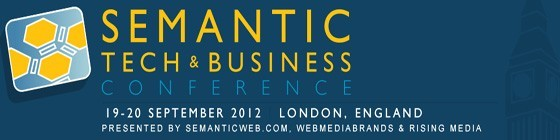 Photo: Semantic Tech & Business Conference (SemTechBiz) London 2012