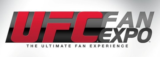 Photo: UFC Fan Expo Las Vegas 2012