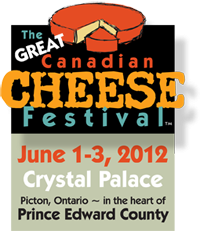 Photo: The Great Canadian Cheese Festival 2012