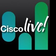 Photo: Cisco Live, U.S. 2012