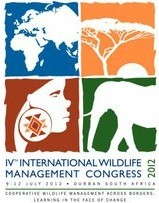 Photo: International Wildlife Management Congress 2012