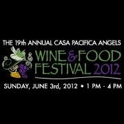 Photo: Casa Pacifica Angels Wine & Food Festival 2012