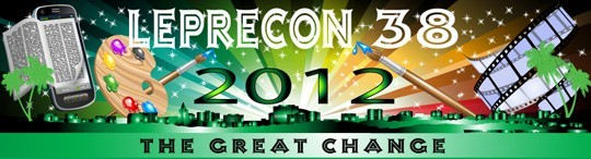 Photo: LepreCon 38 (2012)
