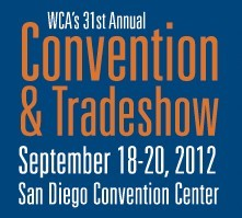 Photo: WCA Annual Convention &amp; Tradeshow 2012