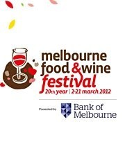 Photo: Melbourne Food and Wine Festival 2012