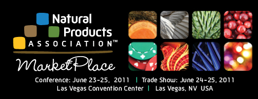 Photo: Natural Products Association (NPA) MarketPlace 2012