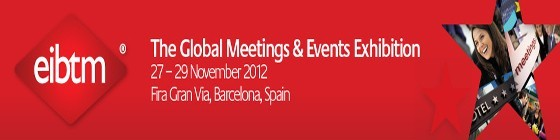 Photo: EIBTM 2012 - The Global Meetings & Events Exhibition
