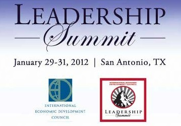 Photo: International Economic Development Council (IEDC) 2012 Leadership Summit