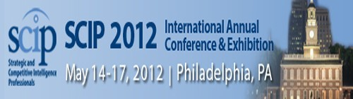 Photo: SCIP 2012 International Annual Conference &amp; Exhibition