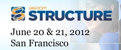 Photo: GigaOM Structure 2012