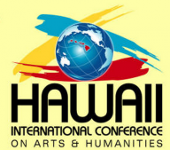 Photo: Hawaii International Conference on Arts and Humanities 2013
