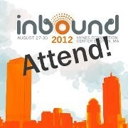 Photo: Inbound 2012