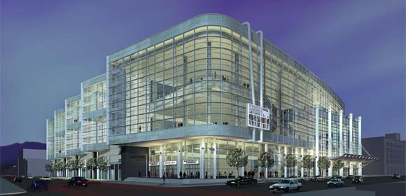 Photo: Moscone Center